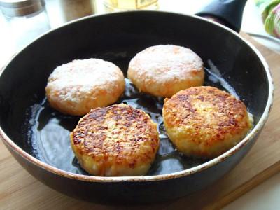 Котлетки рисовые с сыром и овощами - 9.JPG