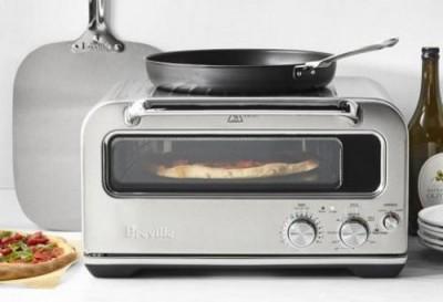 Breville Pizzaiolo: духовка для пиццы с эффектом дровяной печи - 8.jpg
