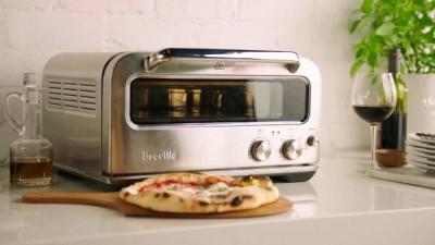 Breville Pizzaiolo: духовка для пиццы с эффектом дровяной печи - 10.jpg