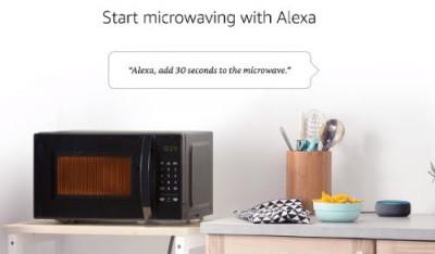 AmazonBasics Microwave: дешёвая микроволновка, понимающая речь пользователя - 8.jpg