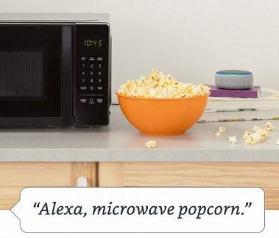 AmazonBasics Microwave: дешёвая микроволновка, понимающая речь пользователя - 9.JPG