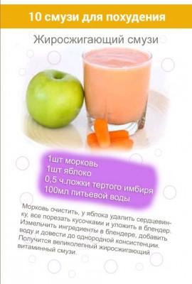 Смузи рецепты для блендера для похудения - ukrasit-zalivnoe-iz-yazika-foto-22.jpg