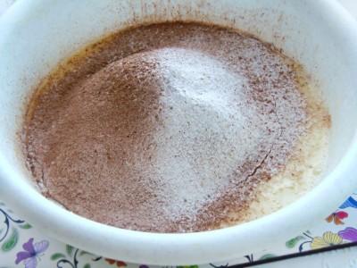 Шоколадный пирог - 2.JPG