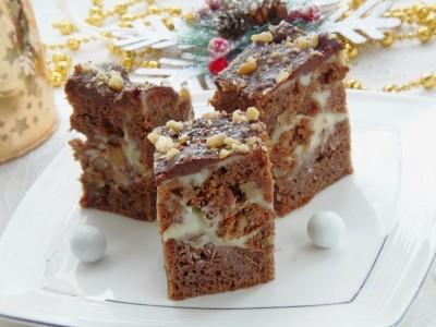 Шоколадный пирог - 8.JPG