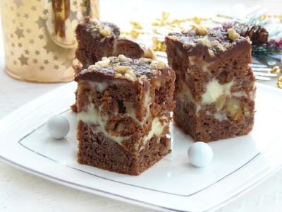 Шоколадный пирог - 9.JPG