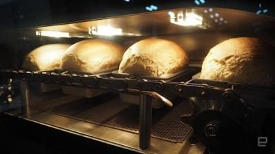 Роботизированная хлебопечка BreadBot: 235 буханок хлеба в сутки - 8.jpg