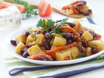 Овощное рагу с картофелем и яблоками - 2.JPG