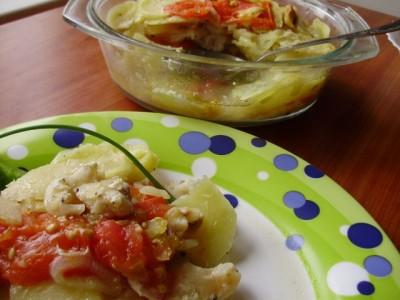 Фоторецепт: рыба с овощами - 07_pangasius.jpg
