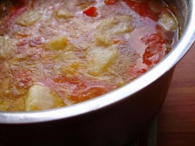 Фоторецепт: суп гороховый с жидким дымом - 06_sup_gorohovyj.jpg