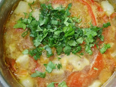 Фоторецепт: суп гороховый с жидким дымом - 07_sup_gorohovyj.jpg