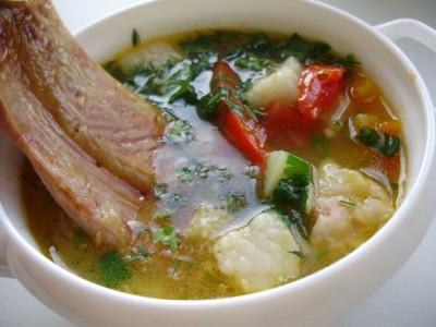 Фоторецепт: суп гороховый с жидким дымом - 09_sup_gorohovyj.jpg