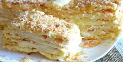 Торт Наполеон - Tort-Napoleon-iz-gotovogo-sloennogo-testa-min.jpg