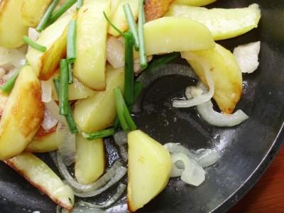 Любимые рецепты приготовления жареной картошки - P6094693.JPG