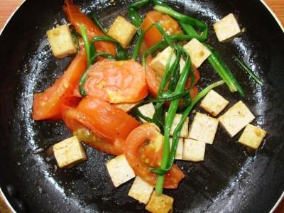 Соевый тофу с томатами - P6094647.JPG