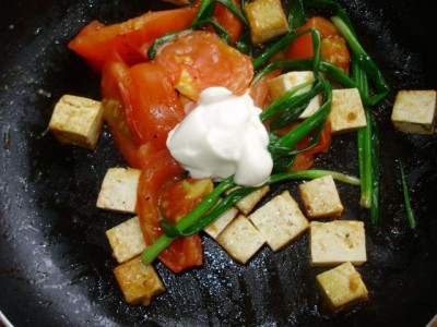 Соевый тофу с томатами - P6094650.JPG