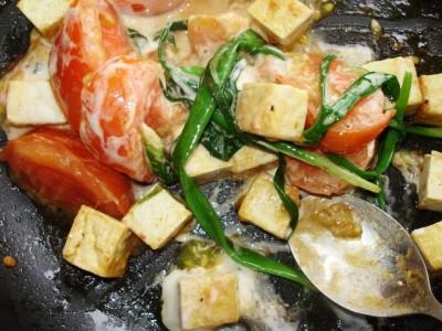Соевый тофу с томатами - P6094652.JPG