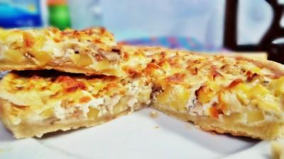 Пирог с курицей и картошкой - Pos4sdayC70.jpg