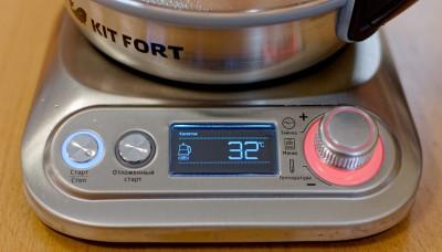 Чайник Kitfort KT-646 с функцией заварки чая и приготовления йогурта - 6.jpg