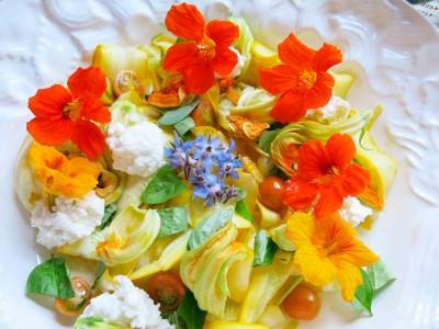 Съедобные цветы: красиво и вкусно, а ещё модно - 8.jpg