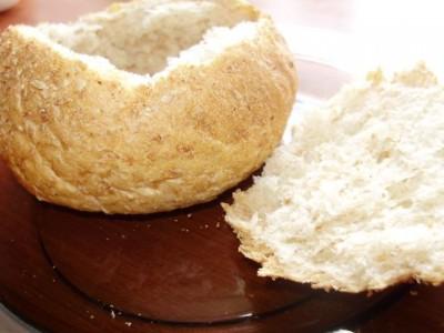 Запеченный хлебец - P6064501.JPG