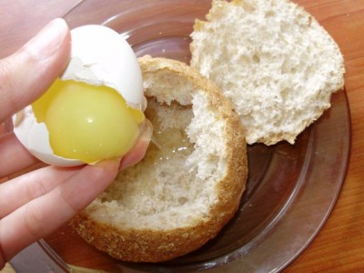 Запеченный хлебец - P6064504.JPG