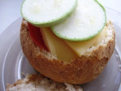 Запеченный хлебец - P6064515.JPG