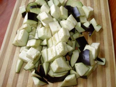 Овощное рагу с баклажанами и кабачком - P5013008.JPG