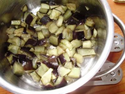 Овощное рагу с баклажанами и кабачком - P5013030.JPG