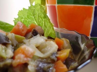 Овощное рагу с баклажанами и кабачком - 01_sote.JPG
