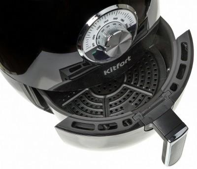 Космический аэрогриль Kitfort KT-2213: стильный помощник на кухне - 8.jpg
