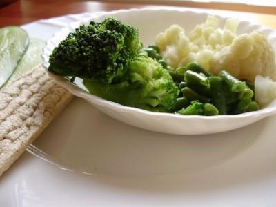 Раздельное питание: салат бутерброд - P6235193.JPG