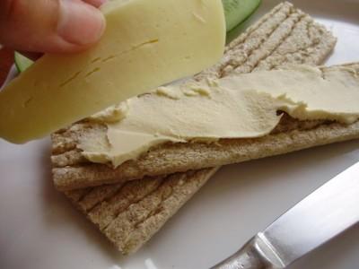 Раздельное питание: салат бутерброд - P6235197.JPG