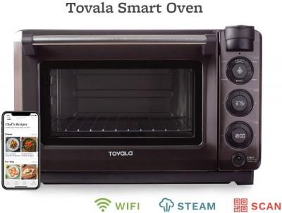 Tovala Smart Oven: умная печь, которая самостоятельно готовит еду - 9.JPG