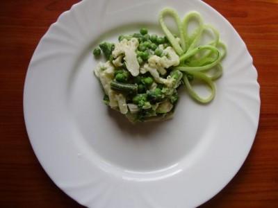 Раздельное питание: салат бутерброд - P6235214.JPG