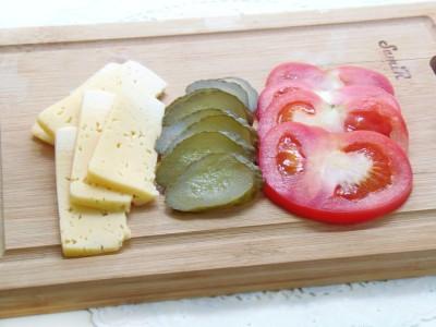 Картофельные «котлетки» с грибной начинкой - 3.JPG