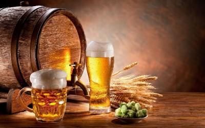 Полезное пиво и не очень полезная не всем черешня - 9.JPG