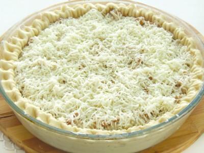 Открытый пирог с лисичками - 11.JPG