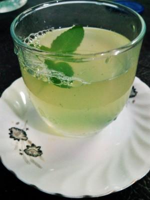 Освежающий напиток из лимона и базилика - 56.jpg