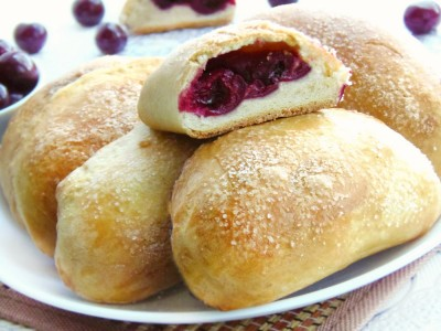 Пирожки со сладкой начинкой - 11.JPG