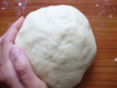 Пирожки и пицца на быстром дрожжевом тесте - P6305694.JPG