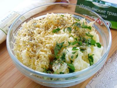 Лаваш с картошкой или вариант кыстыбая - 1.JPG