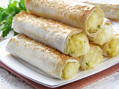 Лаваш с картошкой или вариант кыстыбая - 7.JPG