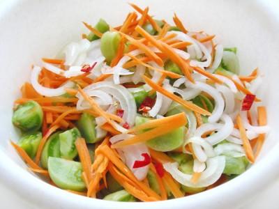 Салат из зеленых помидоров - 1.JPG