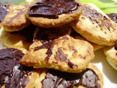 Шоколадное печенье - P6185025.JPG