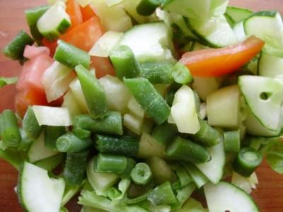 Салат с тунцом - P6054382.JPG