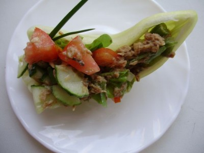 Салат с тунцом - P6054401.JPG