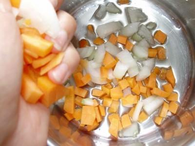 Фоторецепт: постный суп с вешенками и гречкой - P6245255.JPG