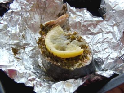 Горбуша в сыре - 5.JPG