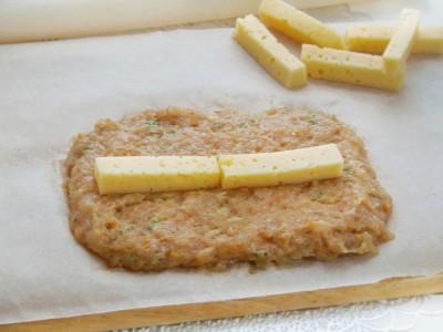 Домашние куриные колбаски в пергаменте - 9.JPG