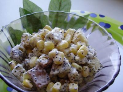 Салат с кириешками - P7135892.JPG